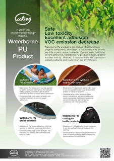 Eco-friendly material—Waterborne PU Product